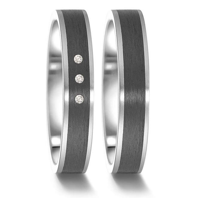 Titan Factory - Carbon-Ringe